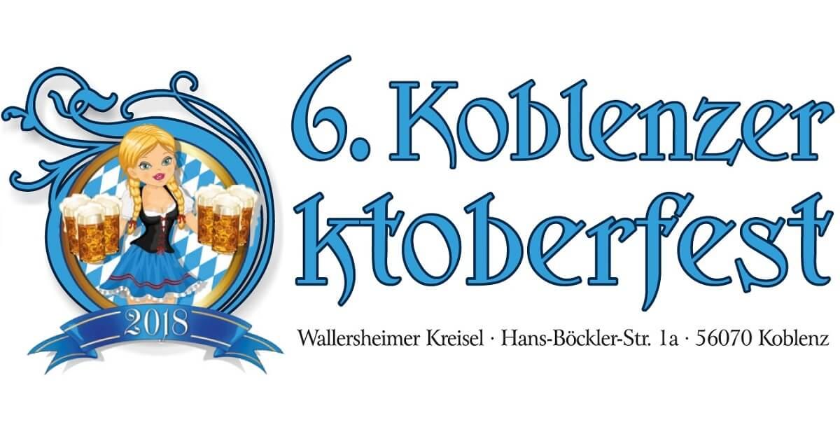 oktoberfest koblenz 2018 programm